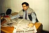"""""""Ozodlik"""" radiosi ucun bu maqola yozilganda """"Turkiya"""" gazetasida ishlardim."""