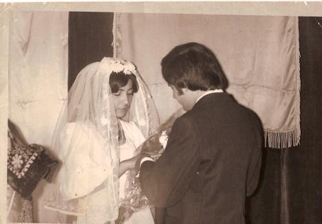 1980 yil 14 sentyabr kuni Rohilaxon bilan oila qurgandik...
