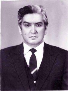 Suratda: Subhonqul Oripov
